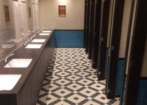 Toiletten restaurants