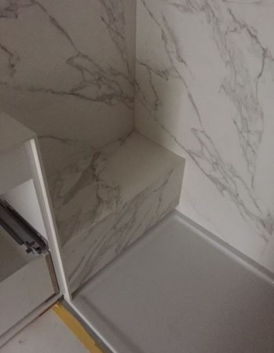 Douche neolith