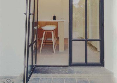 Keuken en terrasrenovatie