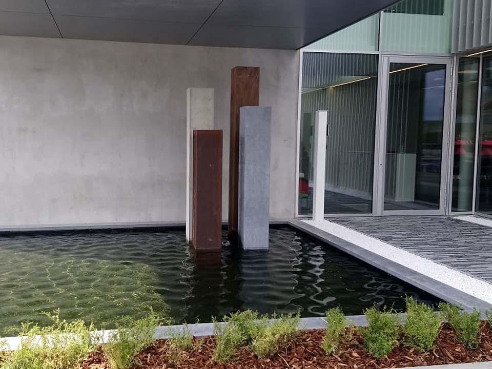 Tegels dakterras - Tegelhuis Kortrijk