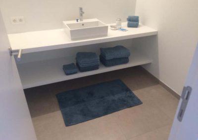 Badkamertegels - keramische tegels 60x60