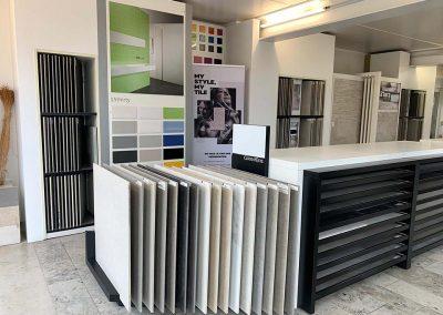 Tegelhuis Kortrijk - showroom
