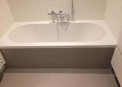 Betegelingswerken badkamer